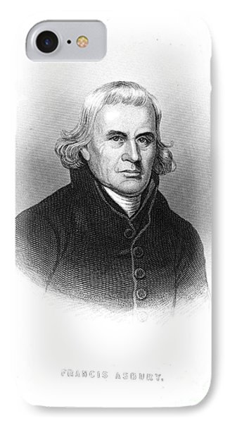 Francis Asbury (1745-1816) Phone Case by Granger