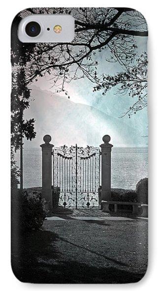 Gateway To The Lake Phone Case by Joana Kruse