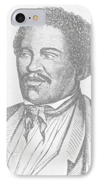 Henry Box Brown, African-american Phone Case by Photo Researchers