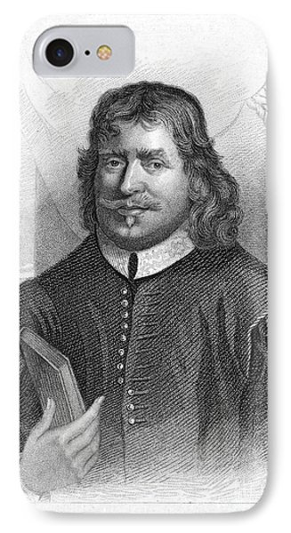 John Bunyan (1628-1688) Phone Case by Granger