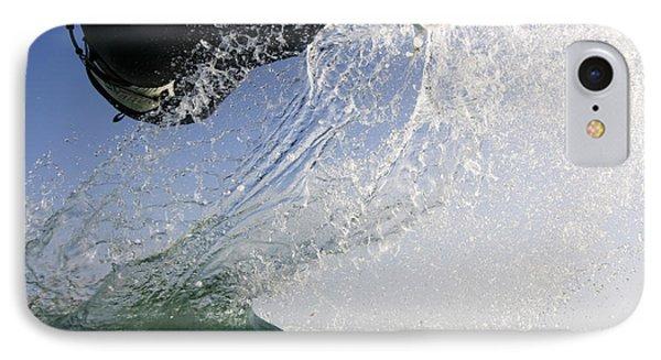 Kitesurfing Board Phone Case by Hagai Nativ