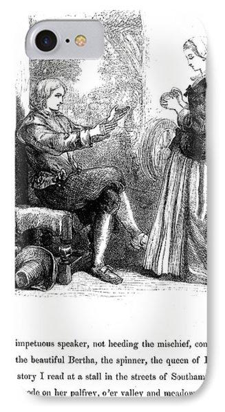 Longfellow: Standish, 1859 Phone Case by Granger