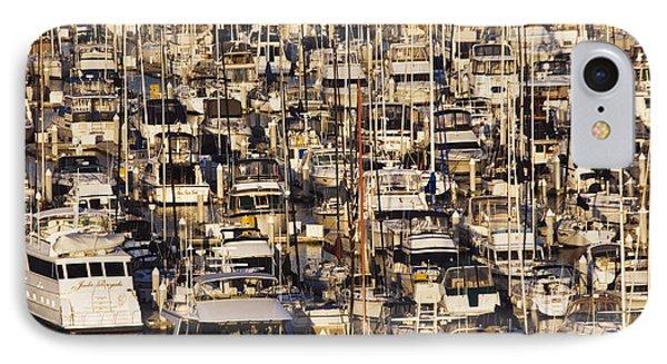 Marina Phone Case by Jeremy Woodhouse