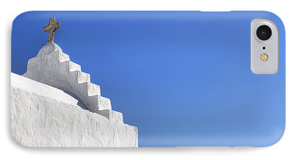 Mykonos Phone Case by Joana Kruse