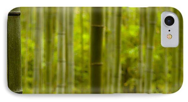 Mystical Bamboo Phone Case by Sebastian Musial