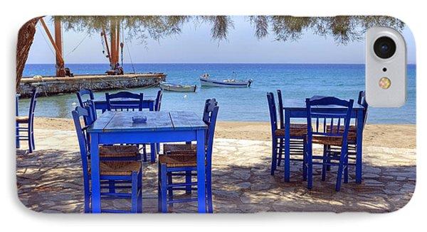 Naxos - Cyclades - Greece Phone Case by Joana Kruse