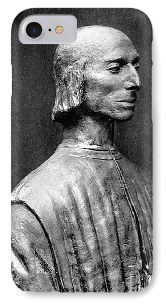 Niccolo Machiavelli Phone Case by Granger