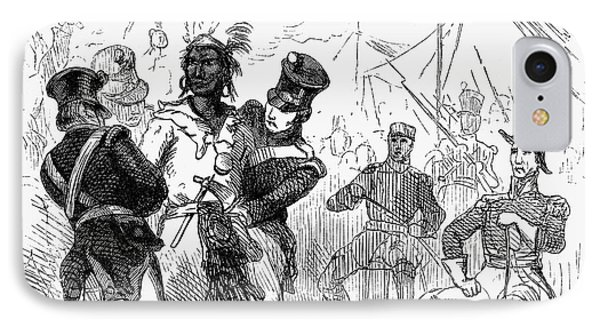 Osceola (1800?-1838) Phone Case by Granger