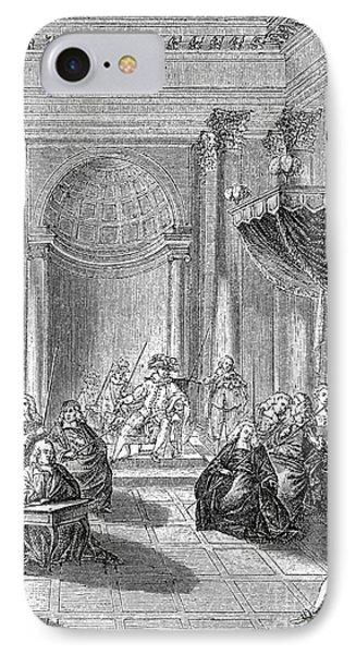 Pierre De Beaumarchais Phone Case by Granger