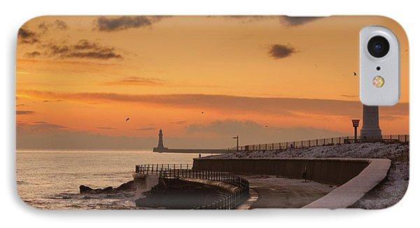 Sunderland, Tyne And Wear, England A Phone Case by John Short
