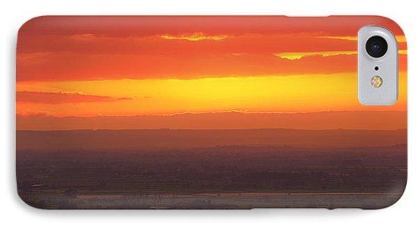 Sunset Phone Case by Svetlana Sewell