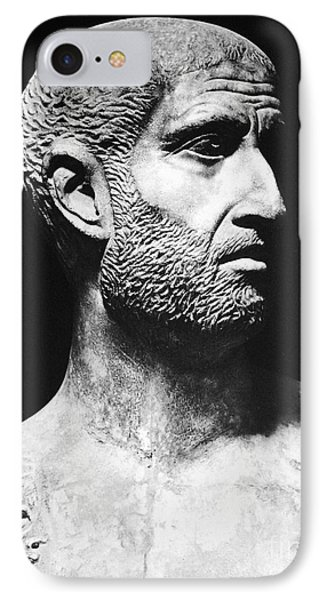 Terence (186?-159 B.c.) Phone Case by Granger