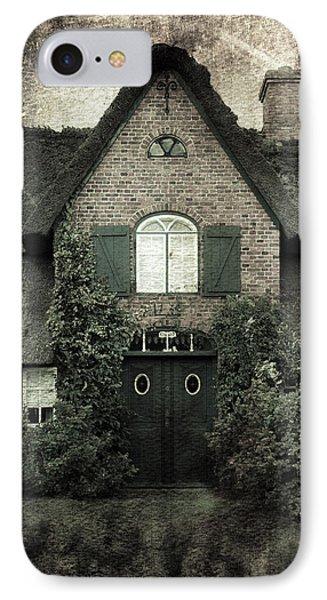 Thatch Phone Case by Joana Kruse