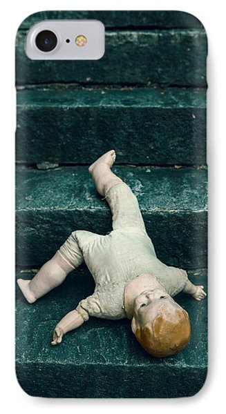The Doll Phone Case by Joana Kruse