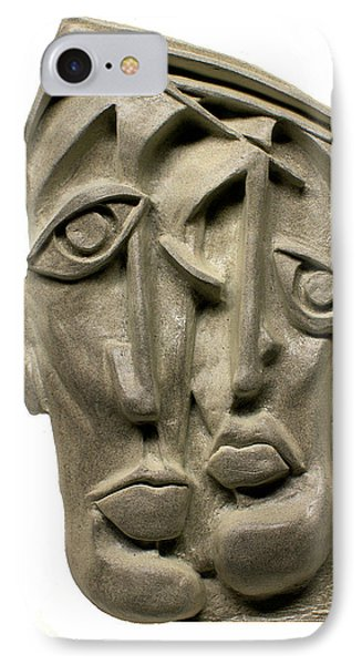 'together' Phone Case by Michael Lang
