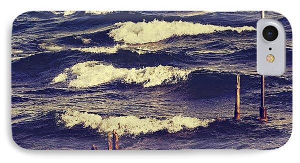 Waves Phone Case by Joana Kruse