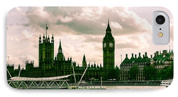 Westminster Phone Case by Dawn OConnor