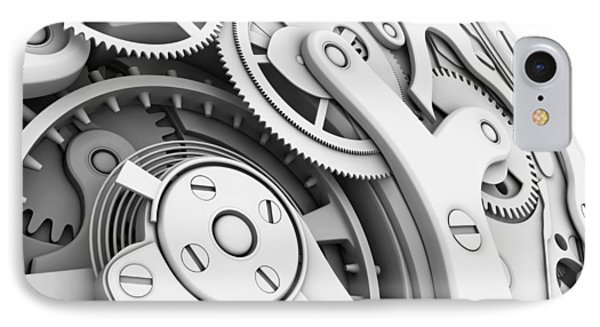 Wrist Watch Interior IPhone Case
