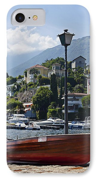 Ascona - Ticino IPhone Case by Joana Kruse