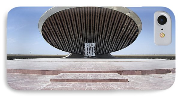 Baghdad, Iraq - A Great Dome Sits At 12 Phone Case by Terry Moore