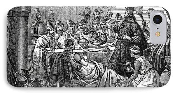 Belshazzars Feast IPhone Case
