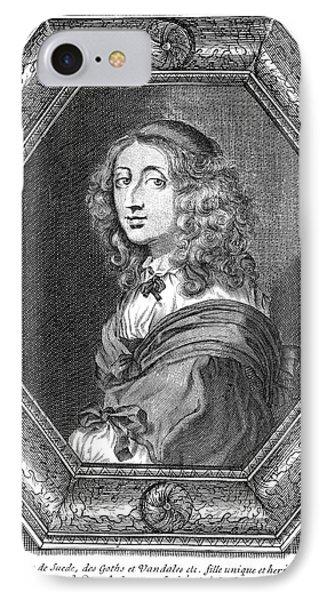 Christina (1626-1689) Phone Case by Granger
