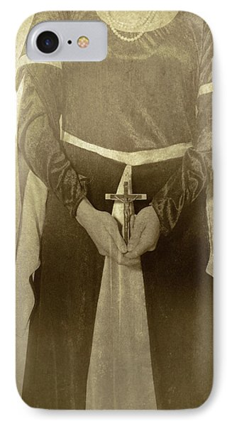 Crucifix Phone Case by Joana Kruse