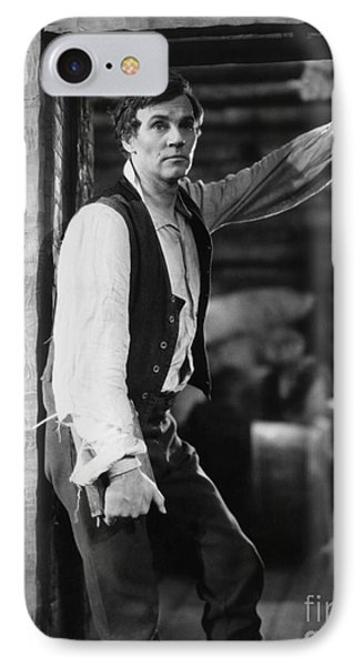 Film Still: Abraham Lincoln Phone Case by Granger