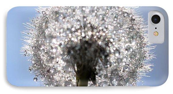 IPhone Case featuring the photograph Fleur De Cristal by Sylvie Leandre