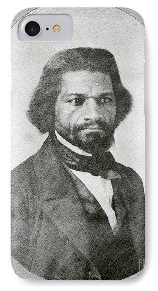 Frederick Douglass, African-american IPhone Case