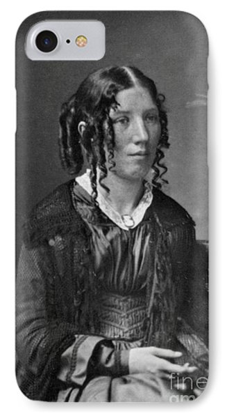 Harriet Beecher Stowe, American IPhone Case by Photo Researchers