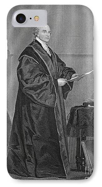 John Jay (1745-1829) Phone Case by Granger