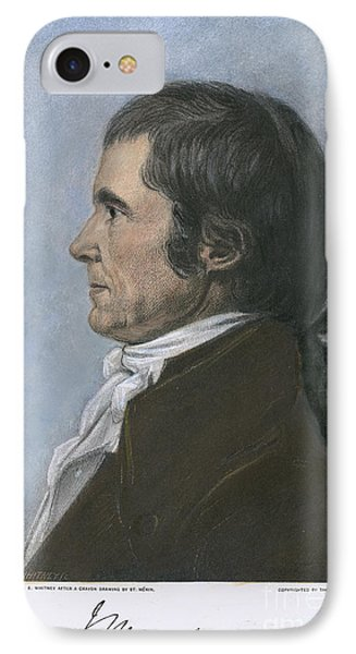 John Marshall (1755-1835) Phone Case by Granger