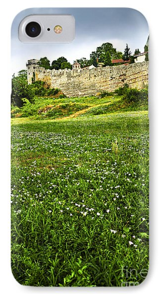 Kalemegdan Fortress In Belgrade IPhone Case by Elena Elisseeva