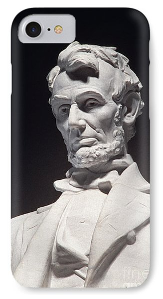 Lincoln Memorial: Statue Phone Case by Granger