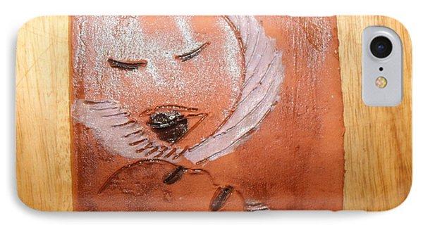 Mama - Tile Phone Case by Gloria Ssali