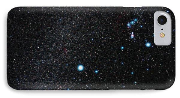 Orion Constellation Phone Case by Eckhard Slawik