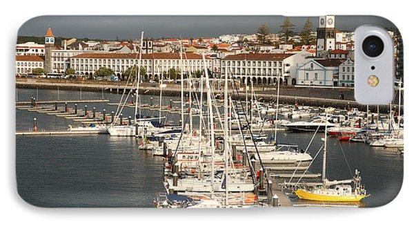 Ponta Delgada Phone Case by Gaspar Avila