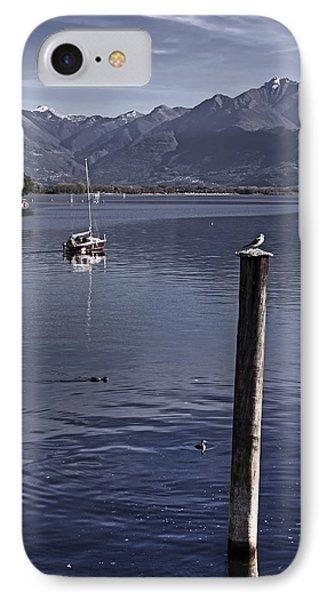 Sailing Boat Phone Case by Joana Kruse