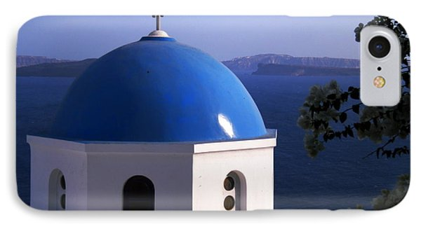 IPhone Case featuring the photograph Santorini Greece by Colette V Hera  Guggenheim