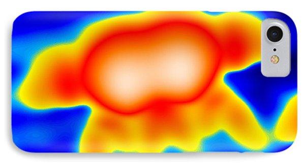 Spintronics Research, Stm Phone Case by Drs A. Yazdani & D.j. Hornbaker