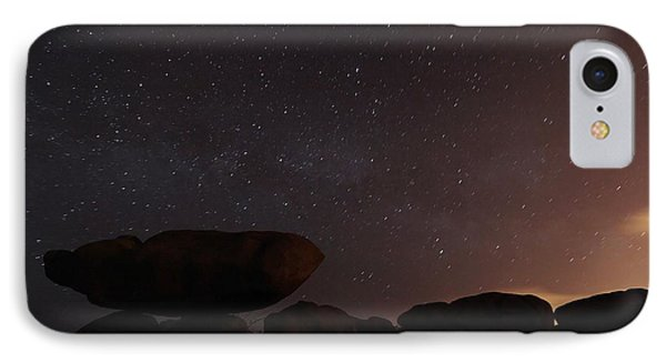 Stars In A Night Sky Phone Case by Laurent Laveder