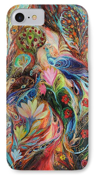 The Magic Garden Phone Case by Elena Kotliarker