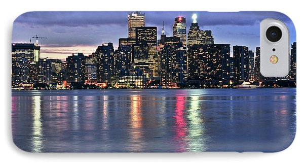Toronto Skyline Phone Case by Elena Elisseeva