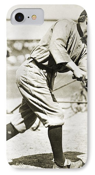 Ty Cobb (1886-1961) Phone Case by Granger