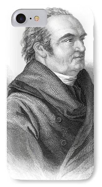 William Herschel, German-british Phone Case by Science Source