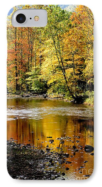 Williams River Autumn Phone Case by Thomas R Fletcher