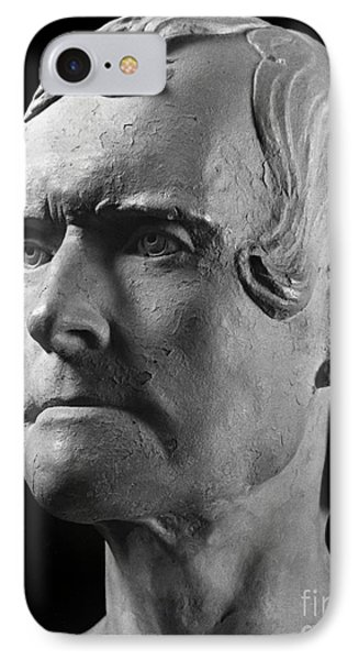 Thomas Jefferson (1743-1826) Phone Case by Granger