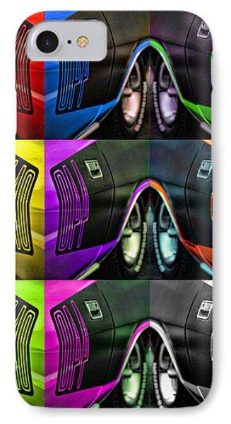 440 Cuda Billboard Pop Phone Case by Gordon Dean II