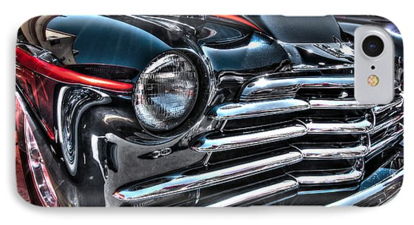 48 Chevy Convertible 2 Phone Case by Anthony Wilkening